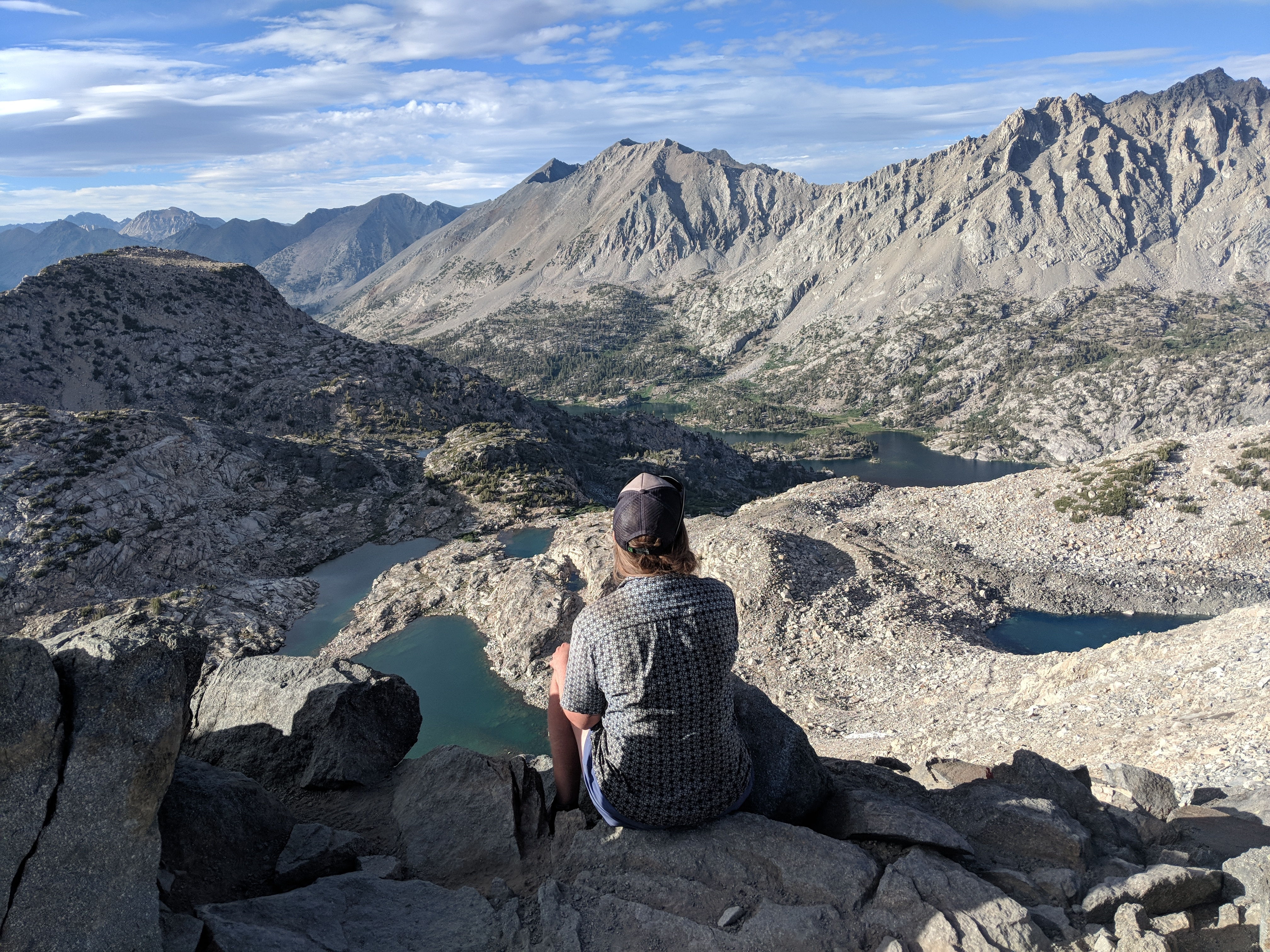 Breaking Open and Breaking Up on the Pacific Crest Trail - The Trek