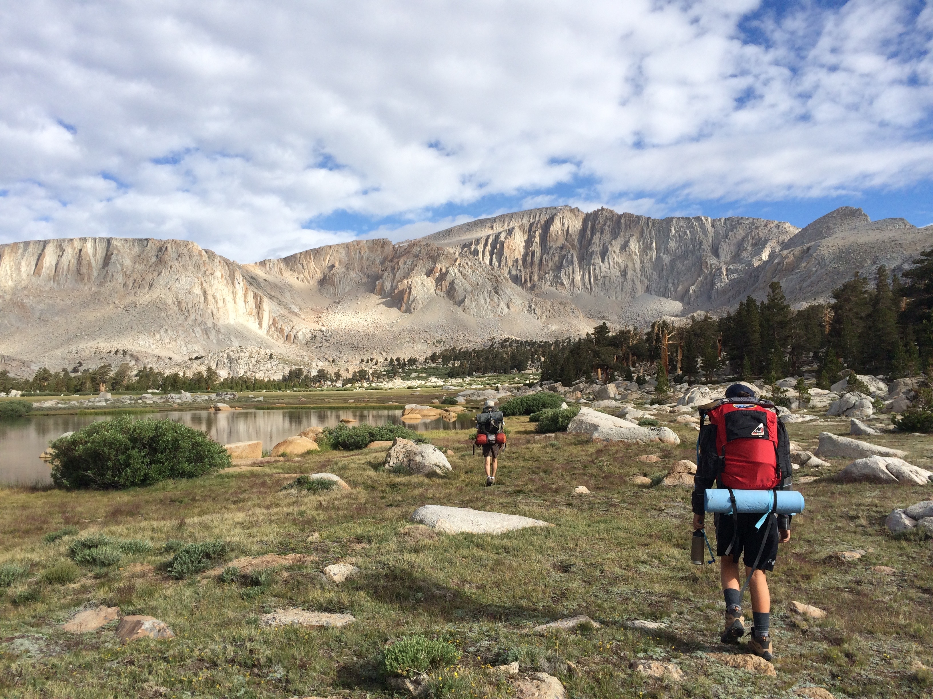 Native Lands Along the Pacific Crest Trail