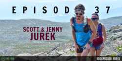 scott jenny jurek podcast featured backpacker radio