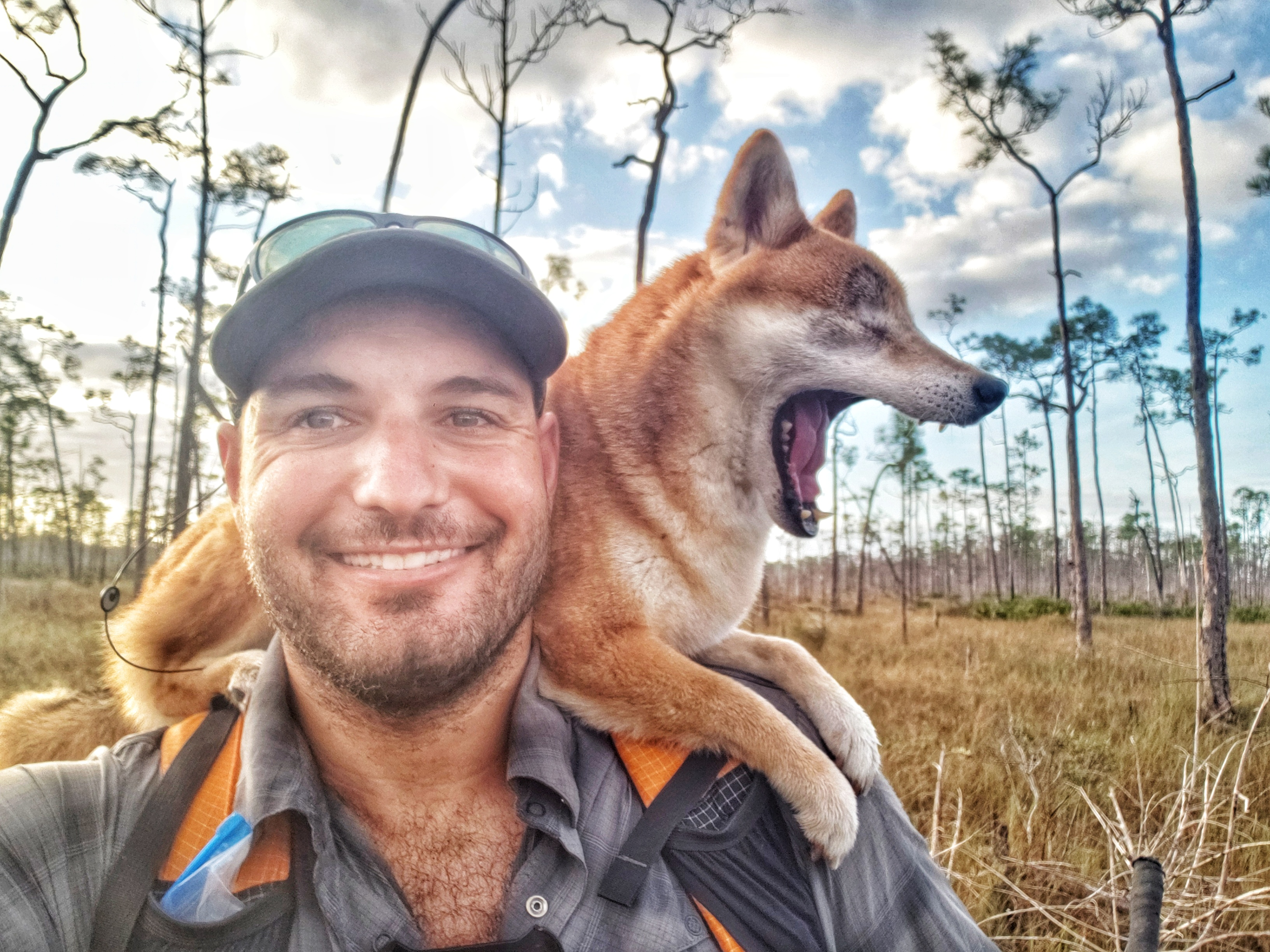 Thru-Hiking the 1,100-Mile Florida Trail With My Blind Dog - The Trek