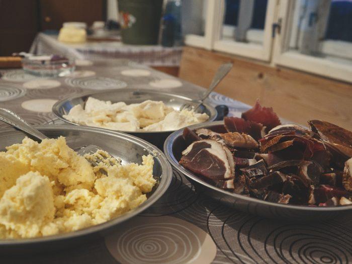 Montenegro - food