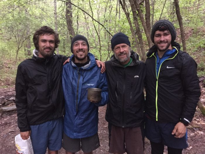 appalachian trail camaraderie