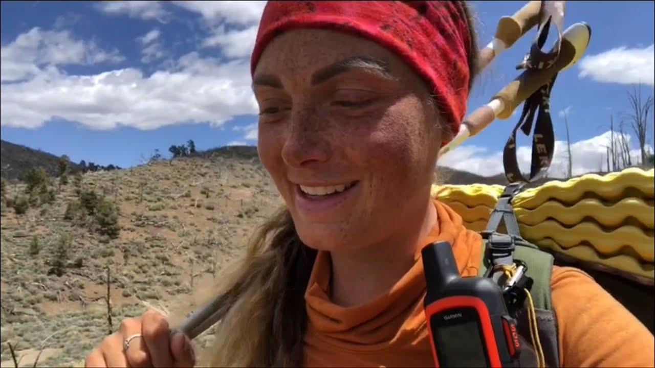 Little Skittle's Pacific Crest Trail 2019 Vlog #12: Day 33-36, 587.3-702.2 - The Trek