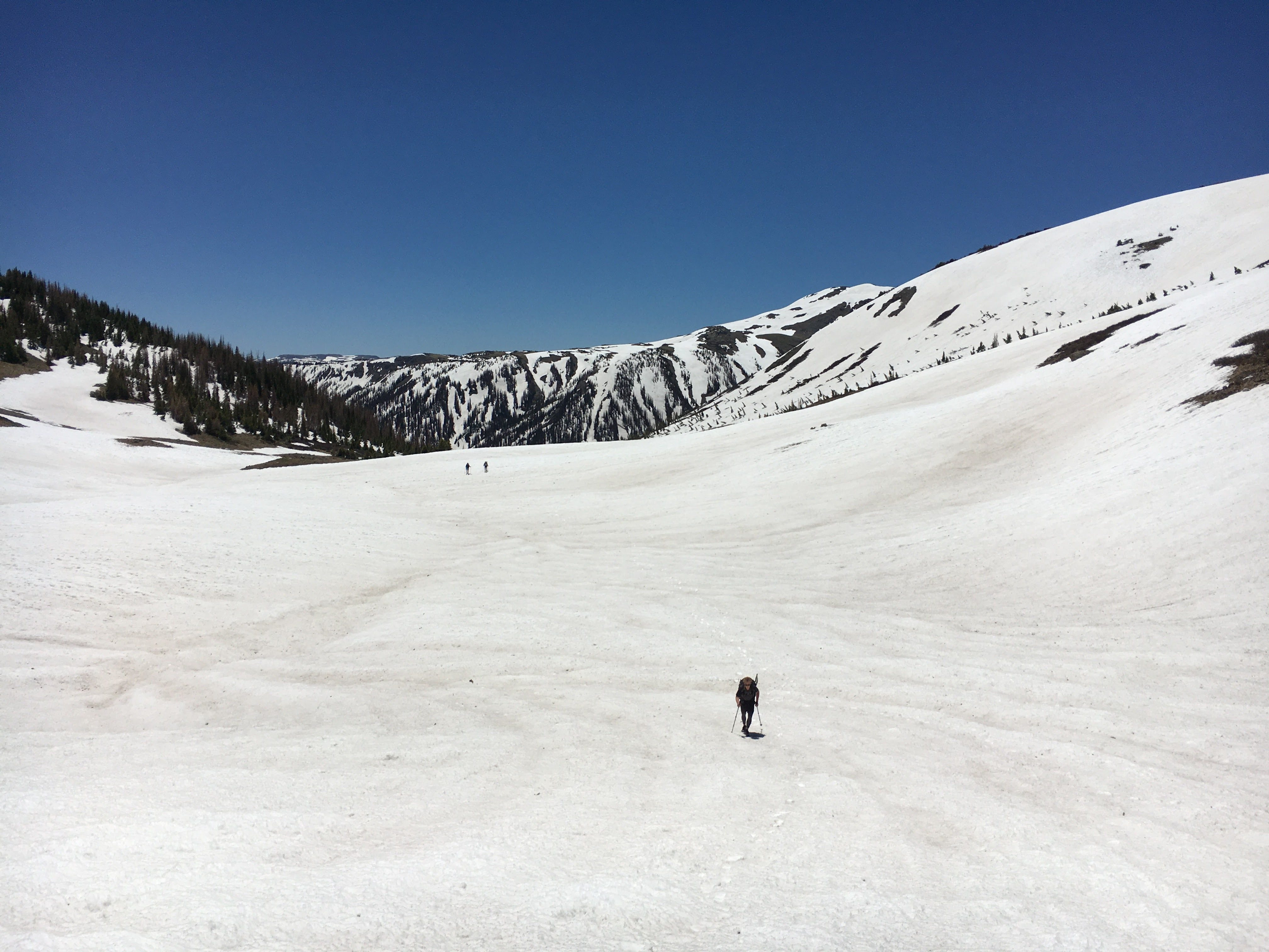 Avalanche Danger and Staying Safe on the CDT in 2019 - The Trek