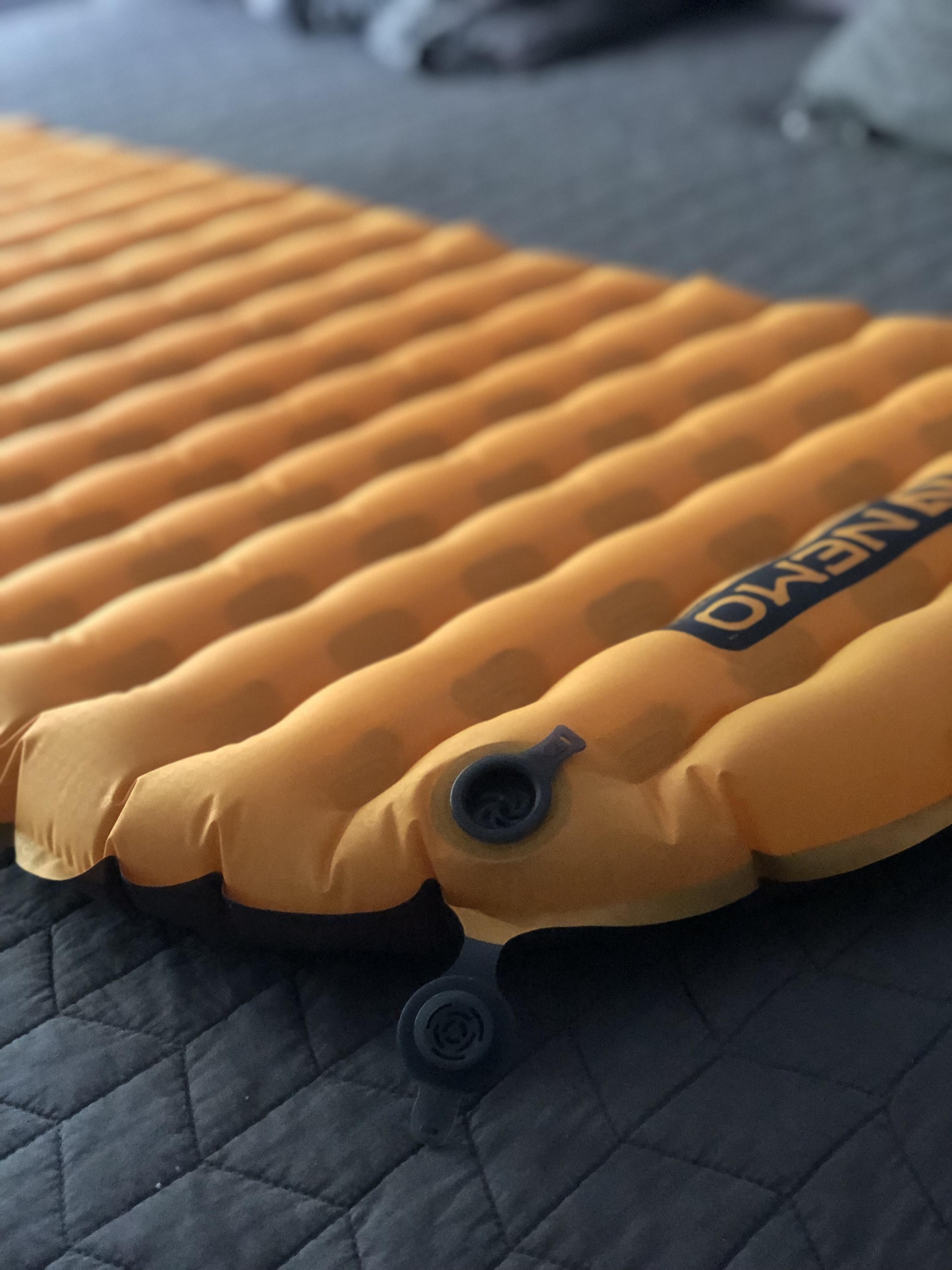 best website d954d b2676 Gear Review: NEMO Tensor Insulated Sleeping Pad - The Trek