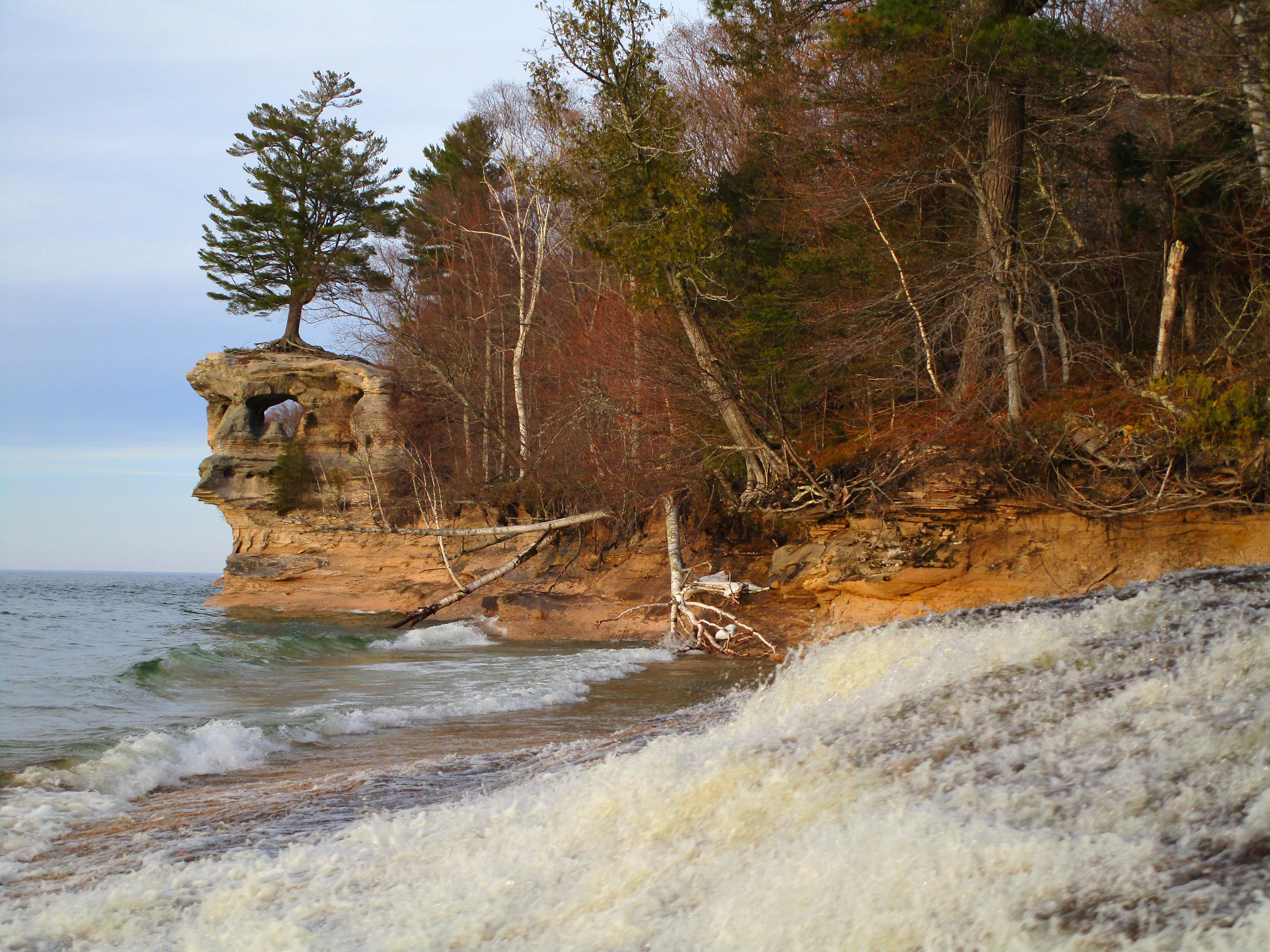 The Lakeshore Trail: Travel the Length of Pictured Rocks