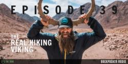 Episode 39 The Real Hiking Viking