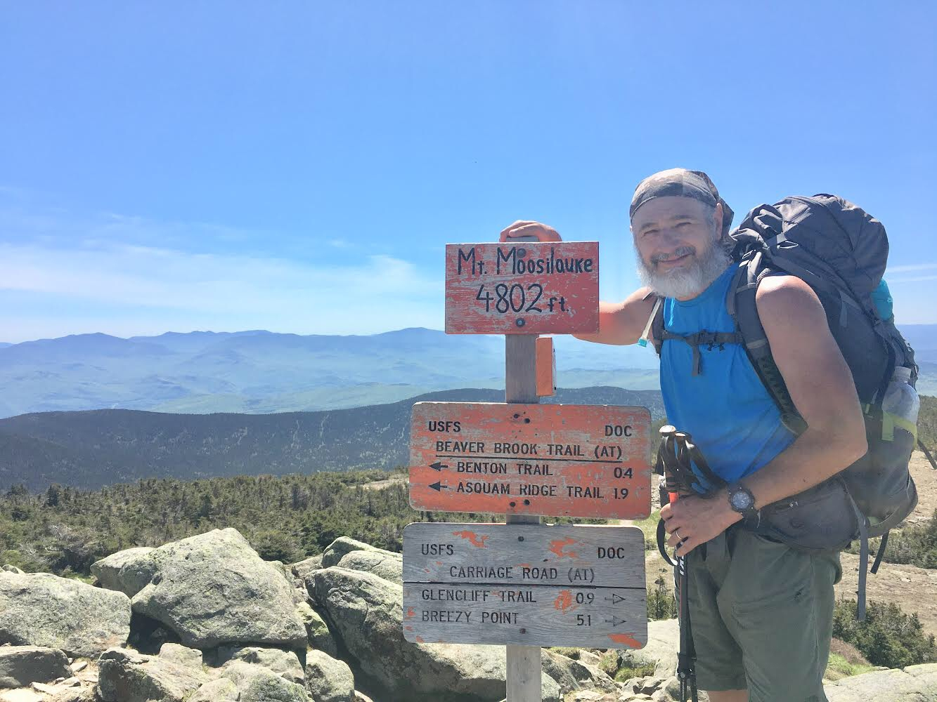 One Month to Summit! - The Trek