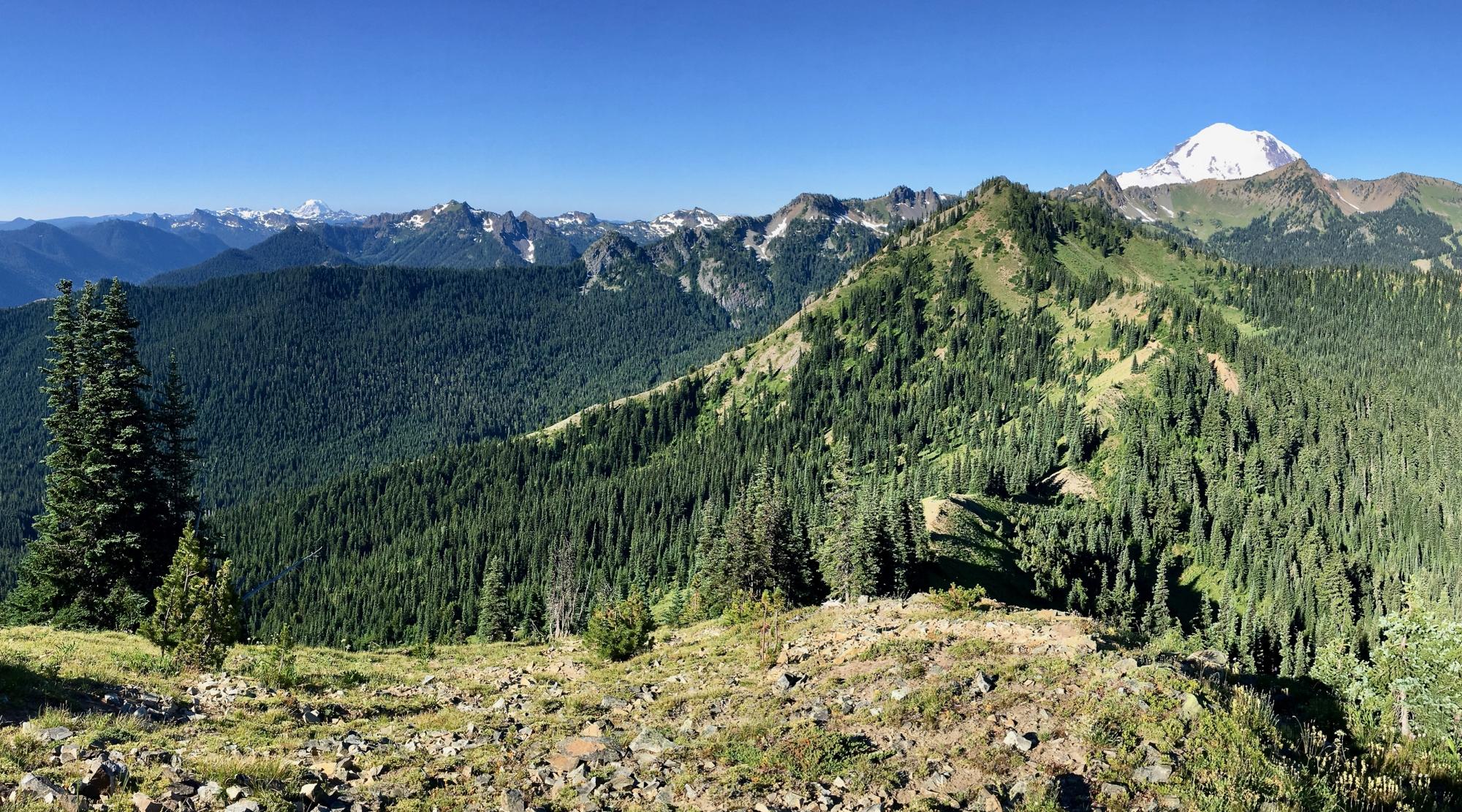 Pacific Crest Trail Section Profile: Washington - The Trek
