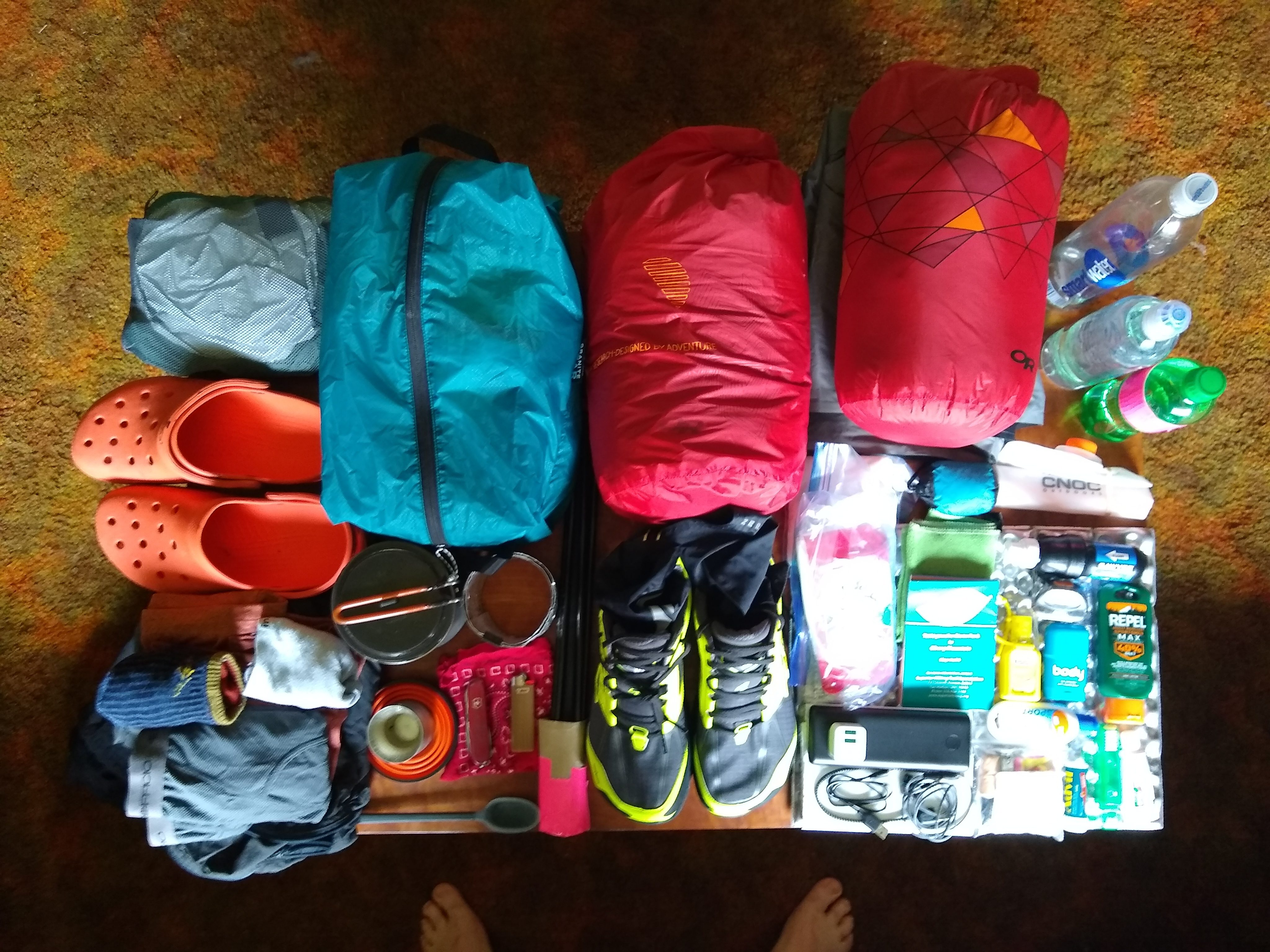 The Superior Hiking Trail: My Gear for a July Thru-Hike - The Trek