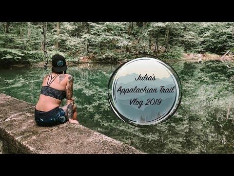 Julia's Appalachian Trail 2019 Vlog - #17 Boiling Springs to Port Clinton/Hamburg - The Trek