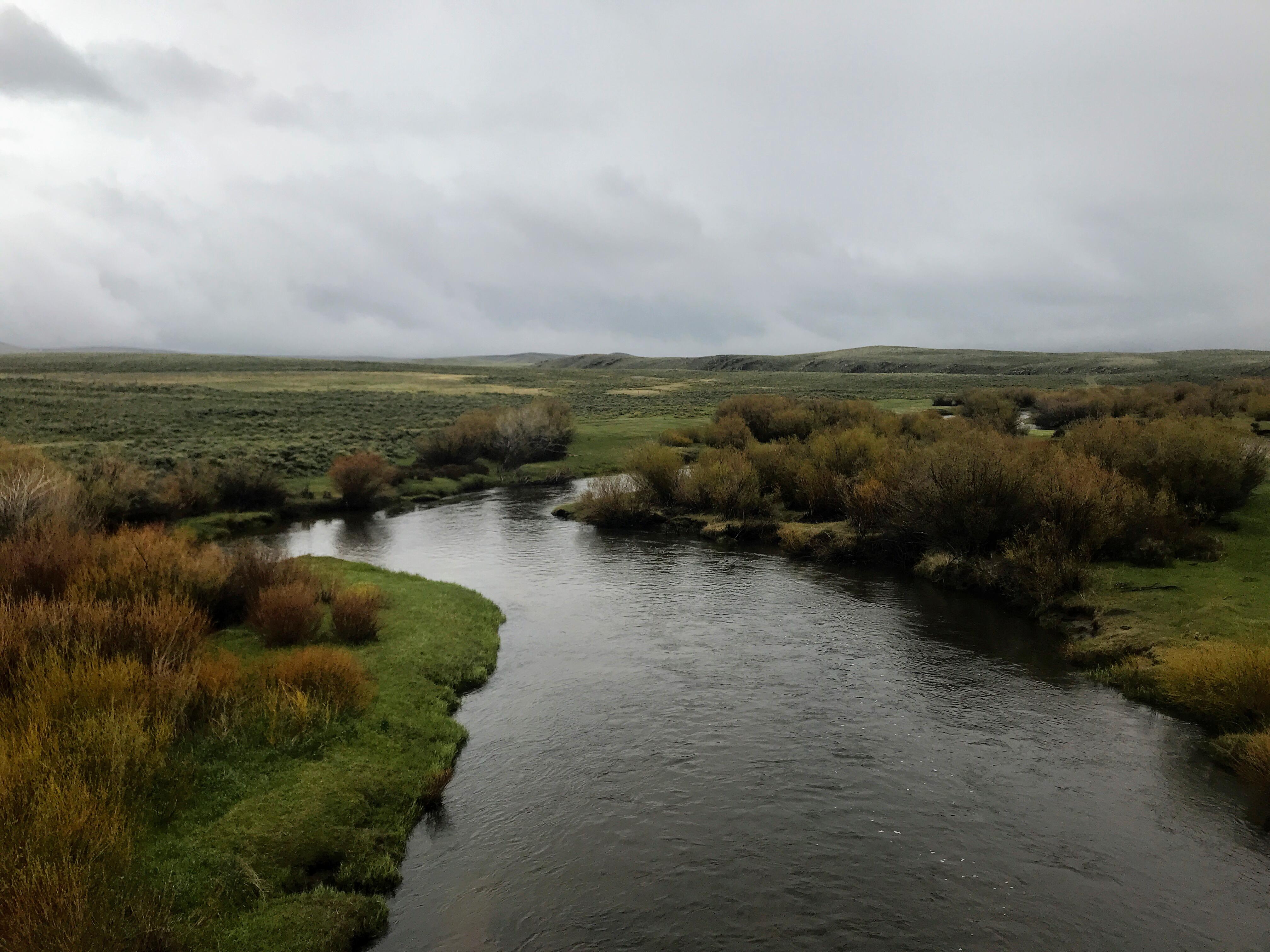 The Great Basin Part 1: It's Still Winter Everywhere! - The Trek