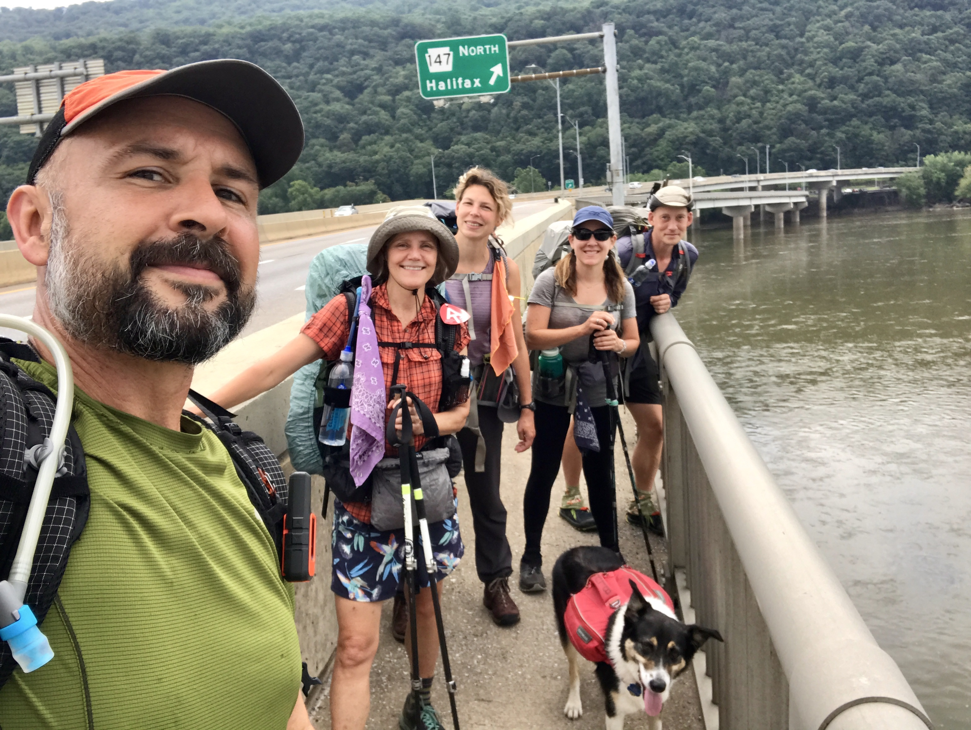 Finding Your People on a Thru-Hike - The Trek