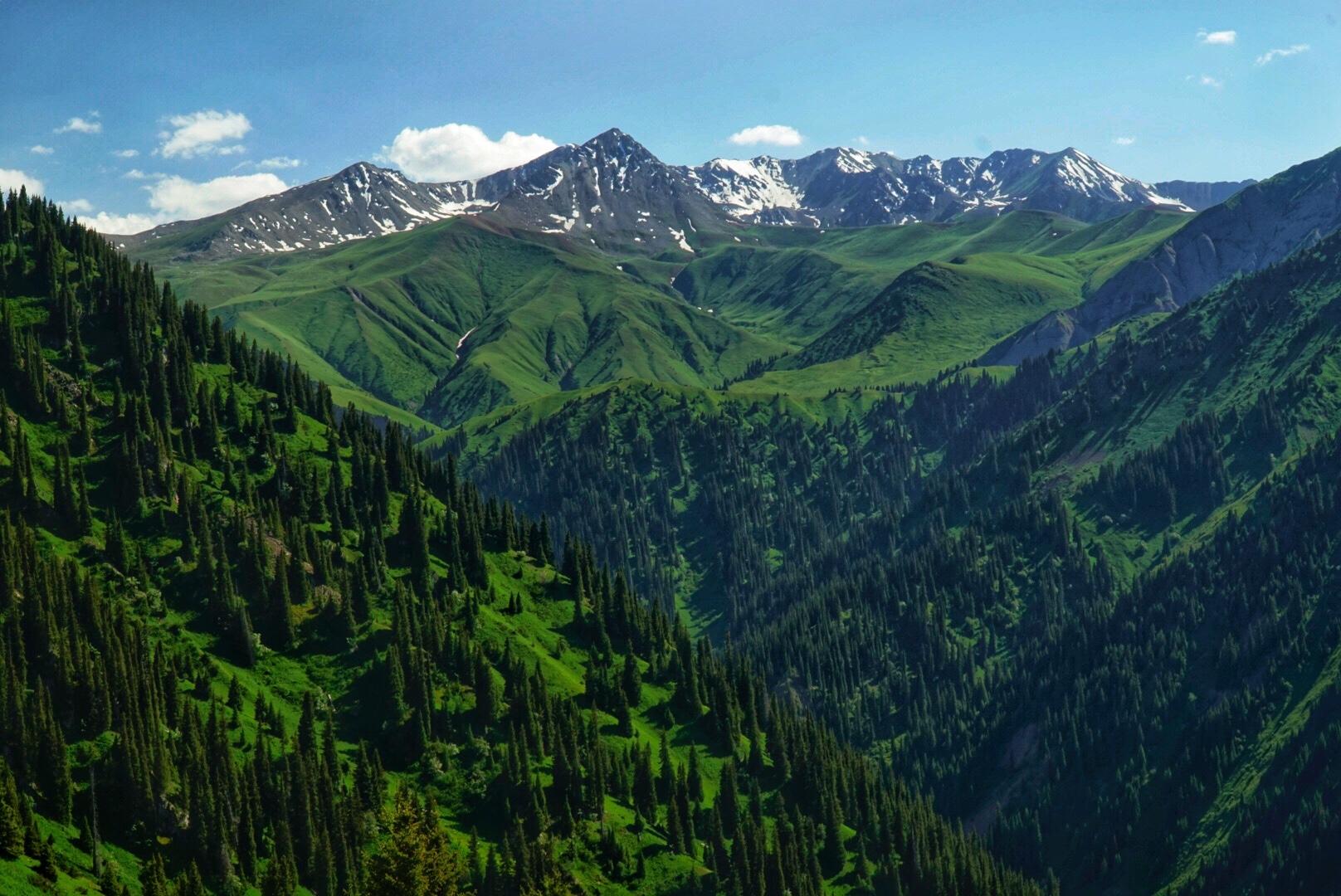 Trekking Kyrgyzstan's Keskenkyia Loop, Day 4 - The Trek