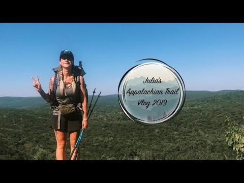 Julia's Appalachian Trail 2019 Vlog - #20 Warwick to Pawling - The Trek