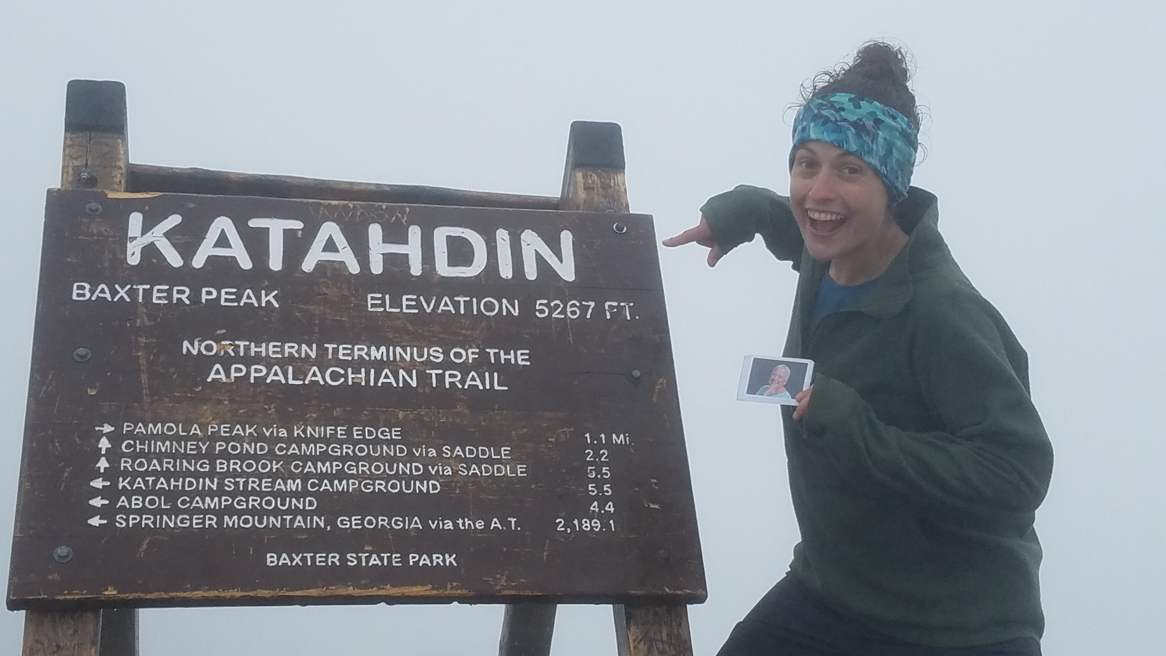 Wetfoot & Arry, Vol 9. Days 17 & 18: Katahdin! - The Trek