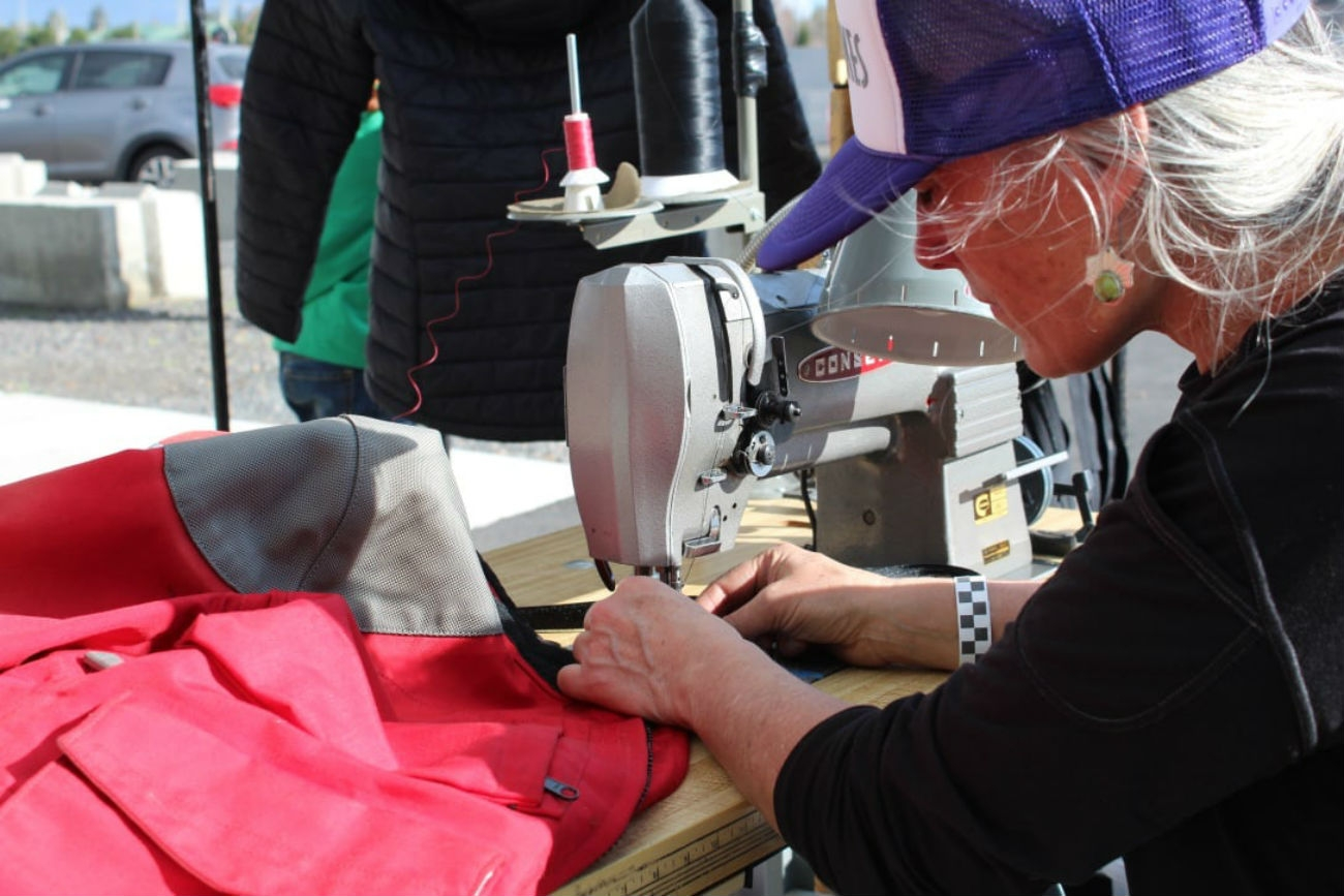 Rugged Thread is Offering Free Gear Repair at PCT Trail Days 8/16 - 8/18 - The Trek