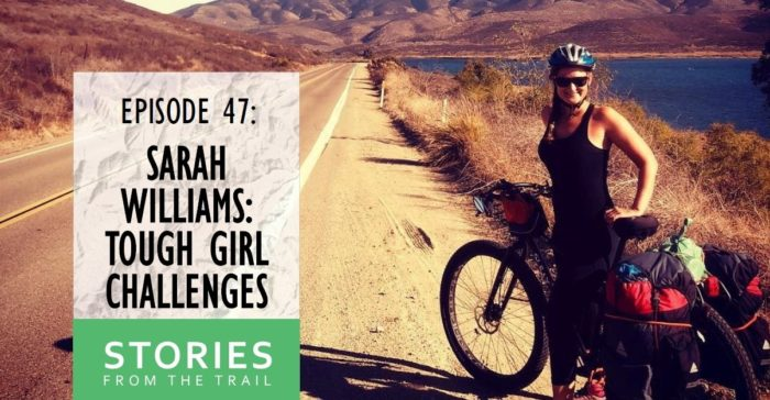 Tough Girl Challenges with Sarah Williams