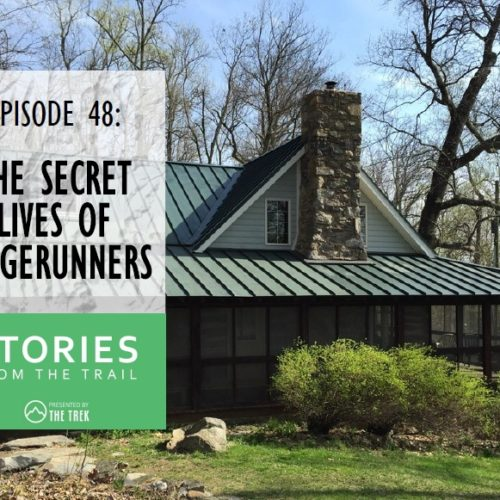 Ridgerunners on Stories from the Trail