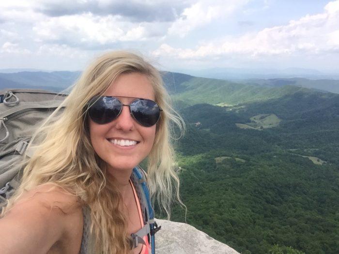 dixie jessica mills appalachian trail homemade wanderlust