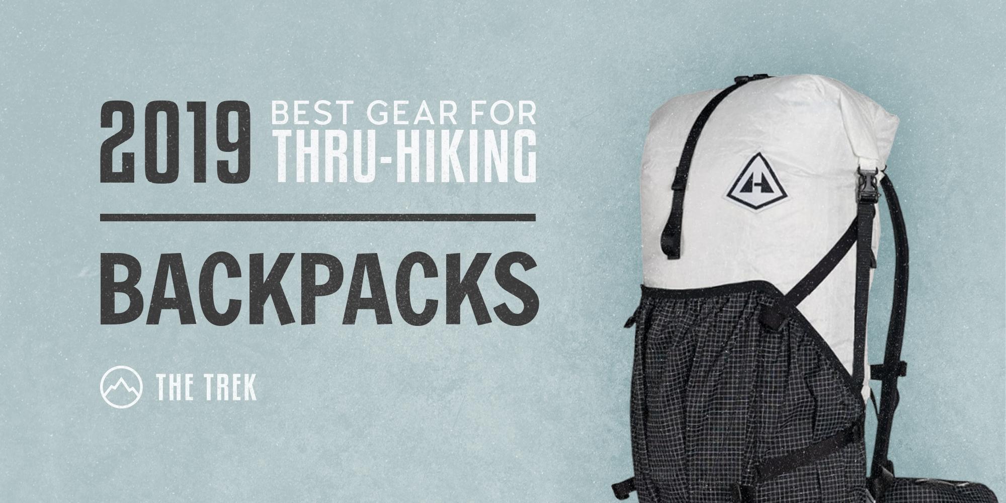 c0323194b2e The Best Backpacks for Thru-Hiking of 2019 - The Trek