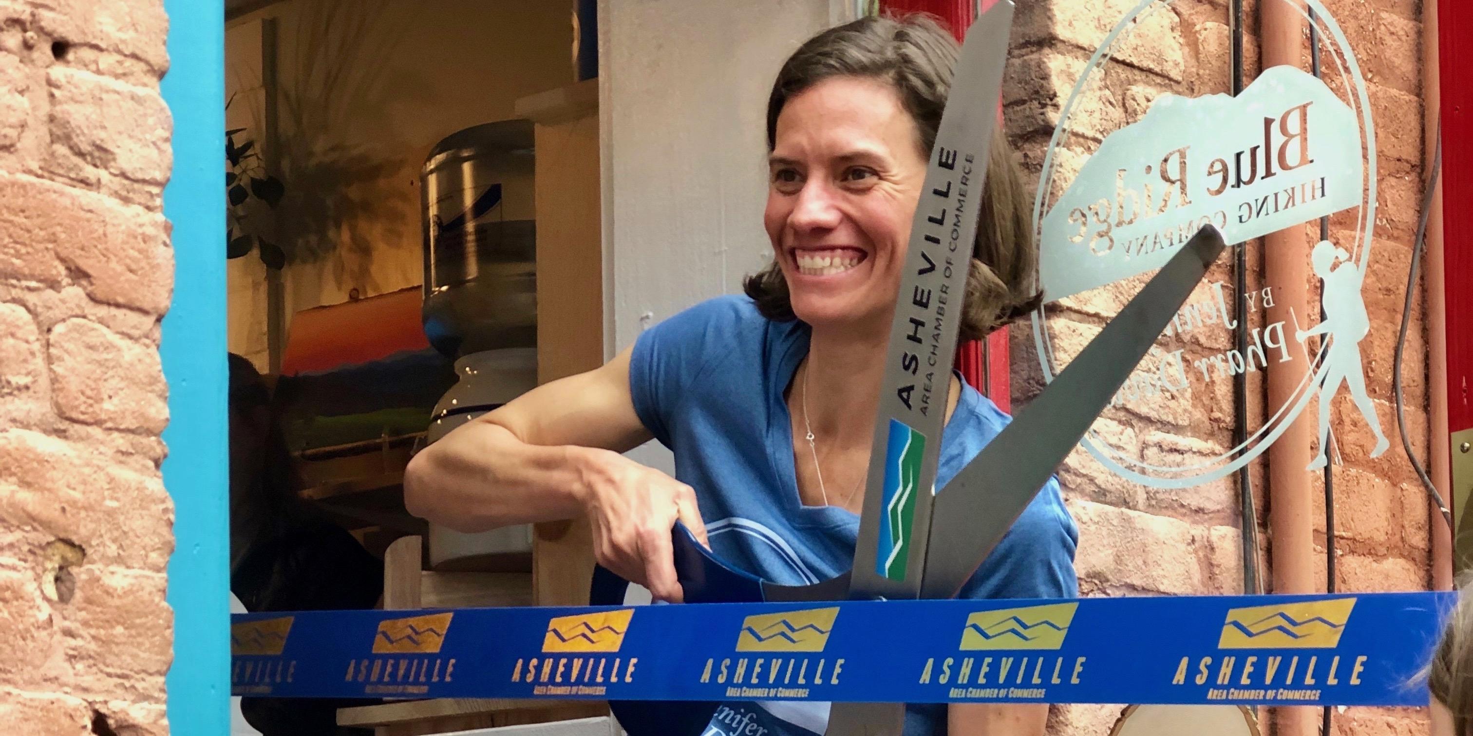 Jennifer Pharr Davis Opens New Store and Bunkhouse in North Carolina - The Trek