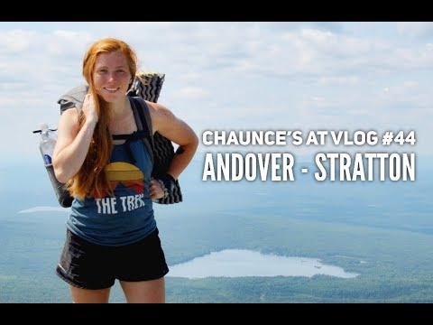 Chaunce's AT Vlog #44: Andover - Stratton - The Trek