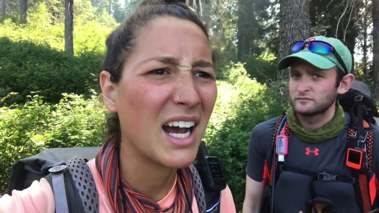 Lizzy's PCT Vlog: Burney to Etna - The Trek
