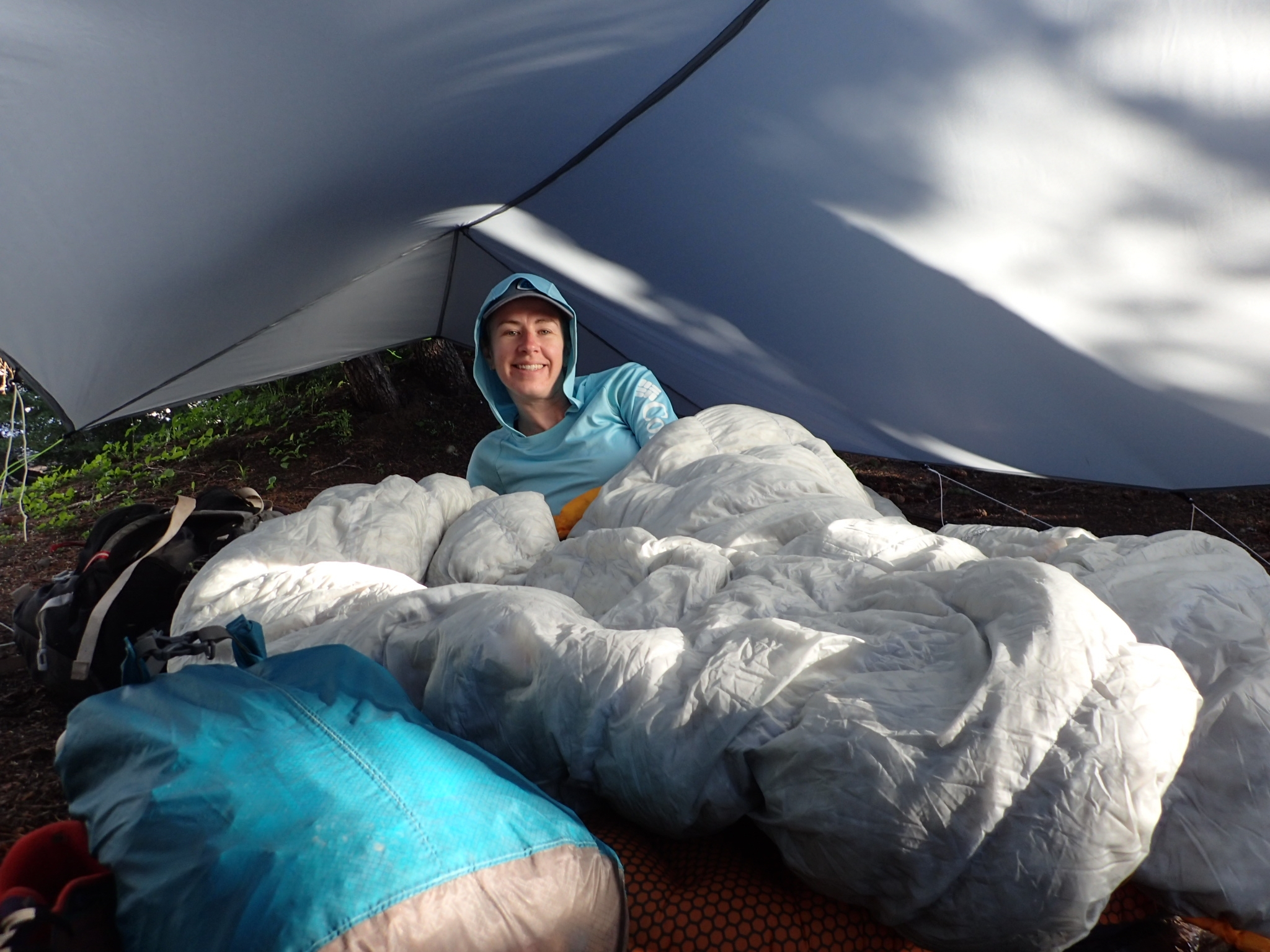Gear Review: Sea to Summit Ember II 30 Down Quilt - The Trek
