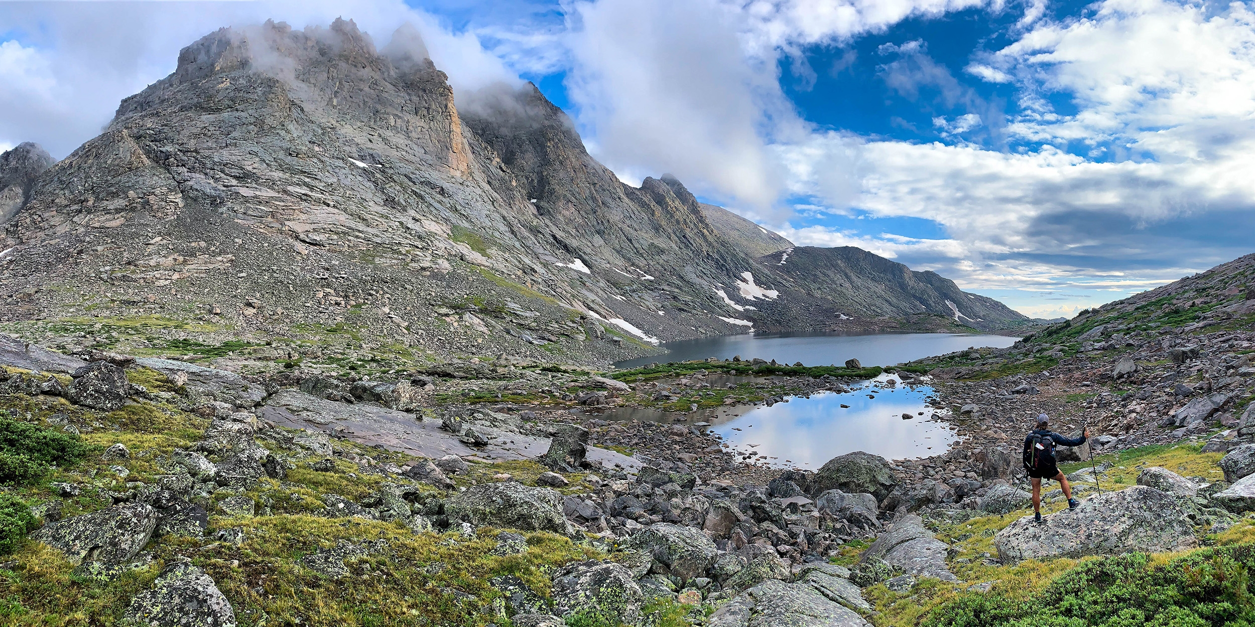 The Wind River High Route: A Fully Incomplete Q&A - The Trek