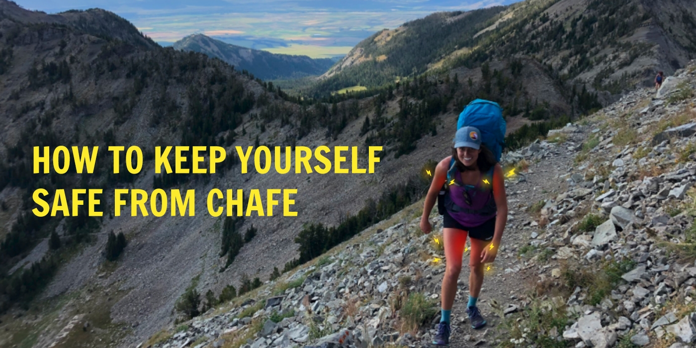 How to Keep Yourself Safe from Chafe - The Trek
