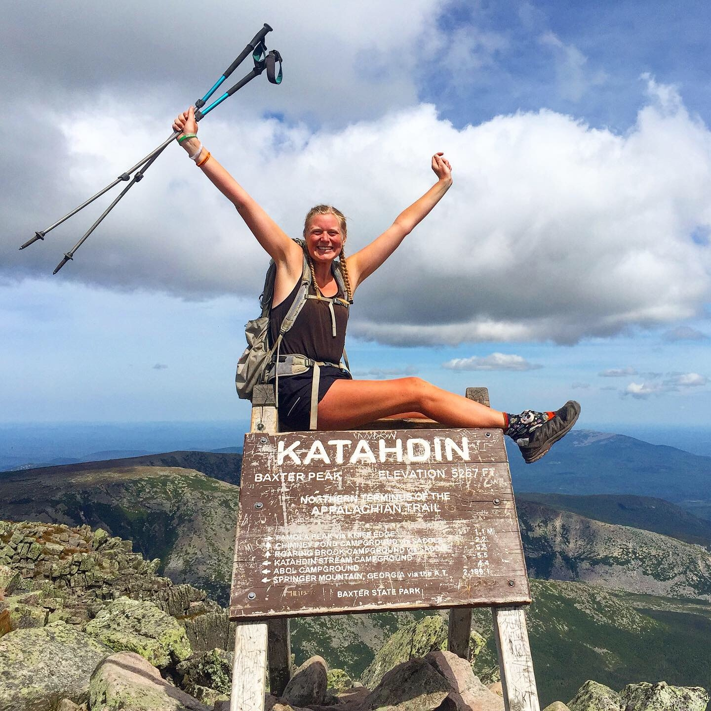 Congrats to These 2019 Appalachian Trail Thru-Hikers: September 4 - September 11 - The Trek