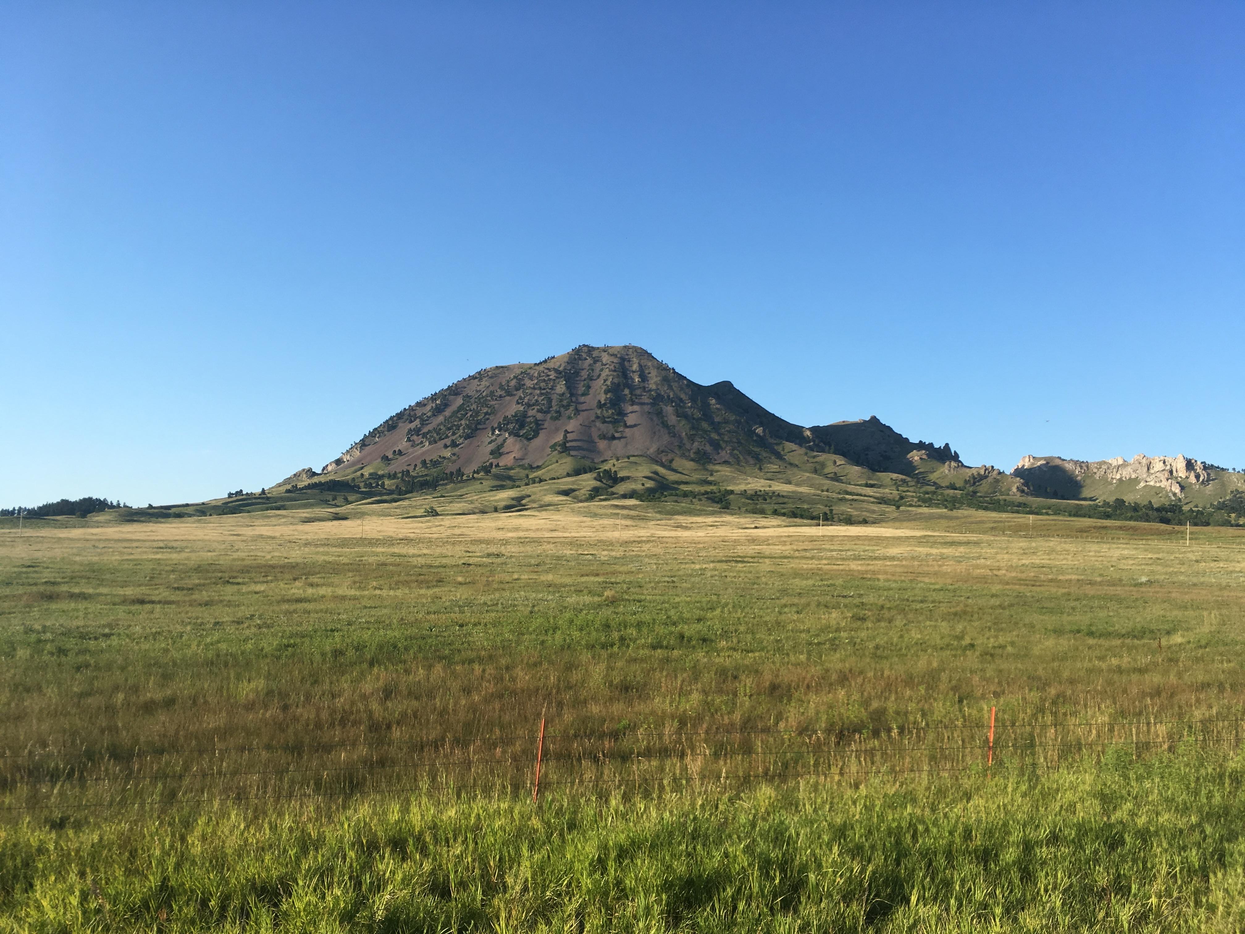 bear butte centennial trail south dakota clay bonnyman evans