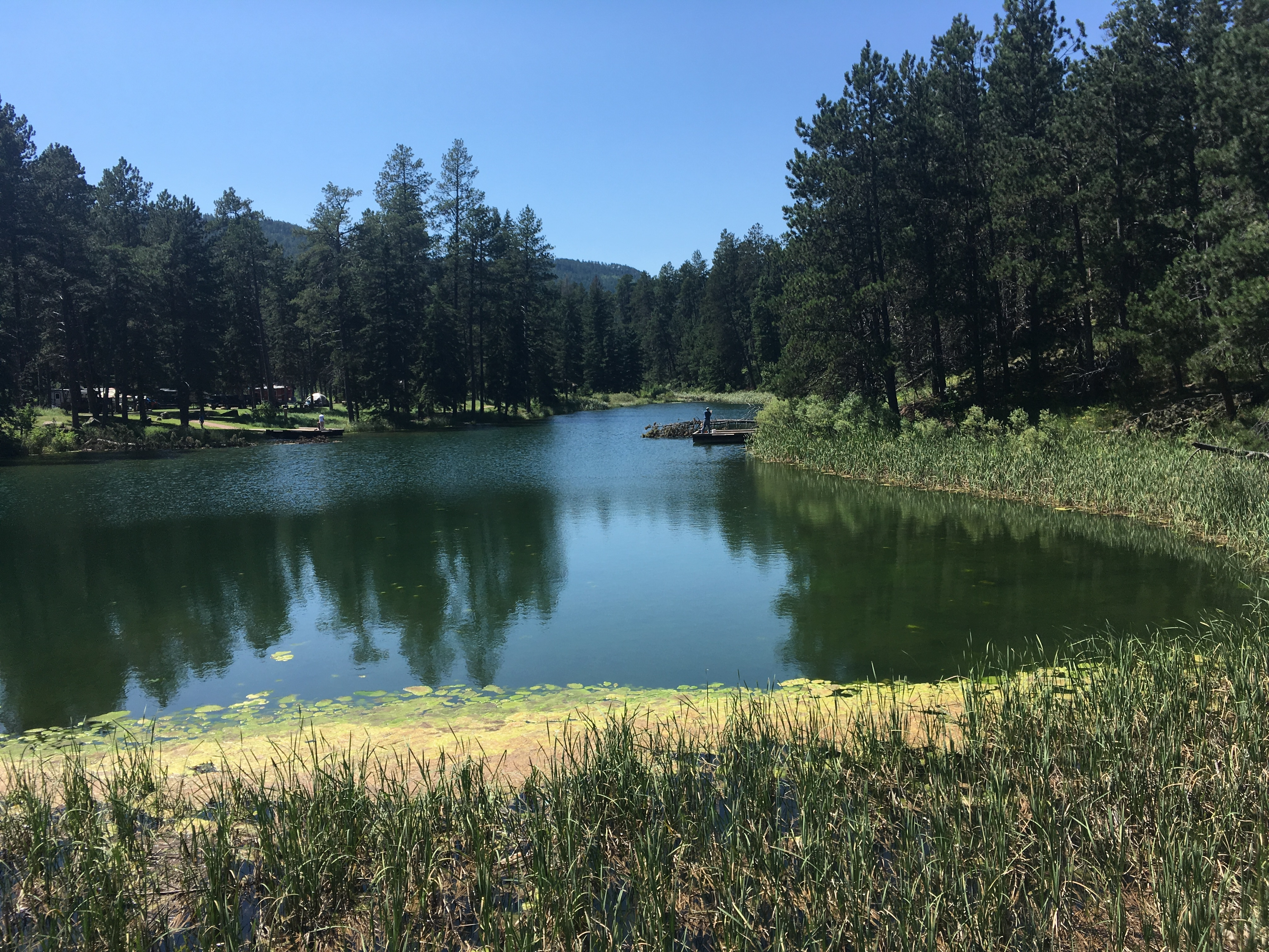 Dalton Lake centennial trail clay bonnyman evans