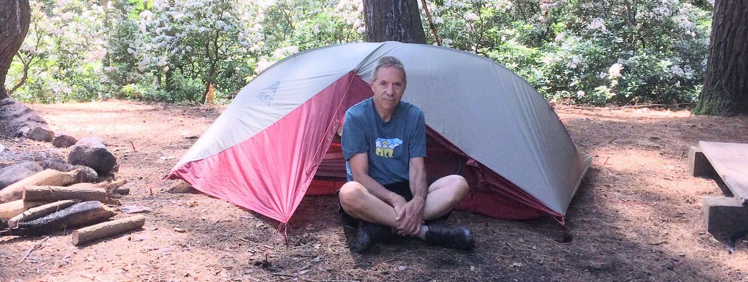 Gear Review: MSR Carbon Reflex 2 Tent - The Trek