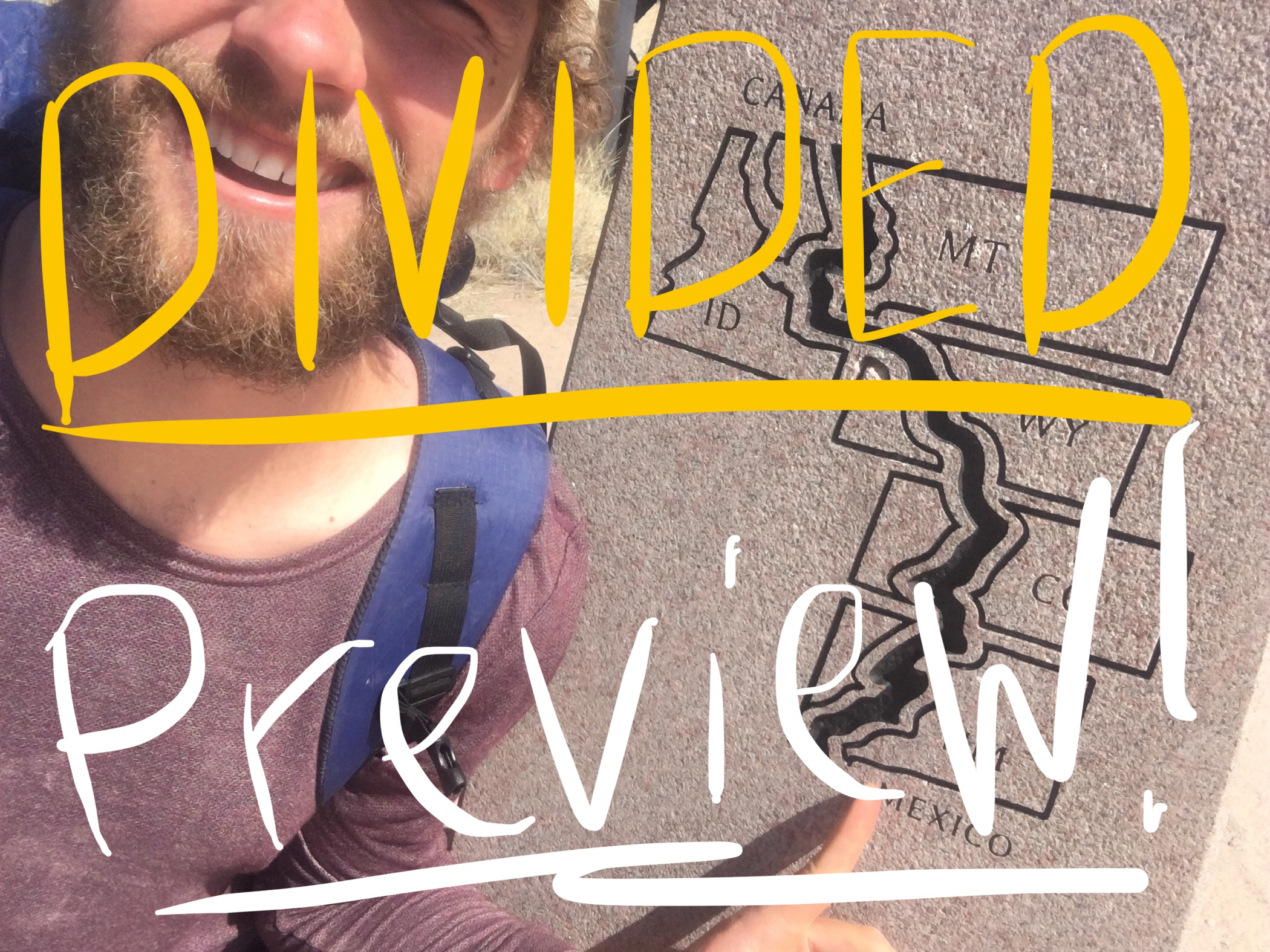 Divided: A Walk on the Continental Divide Trail (TheTrek.co LIMITED Preview!) - The Trek