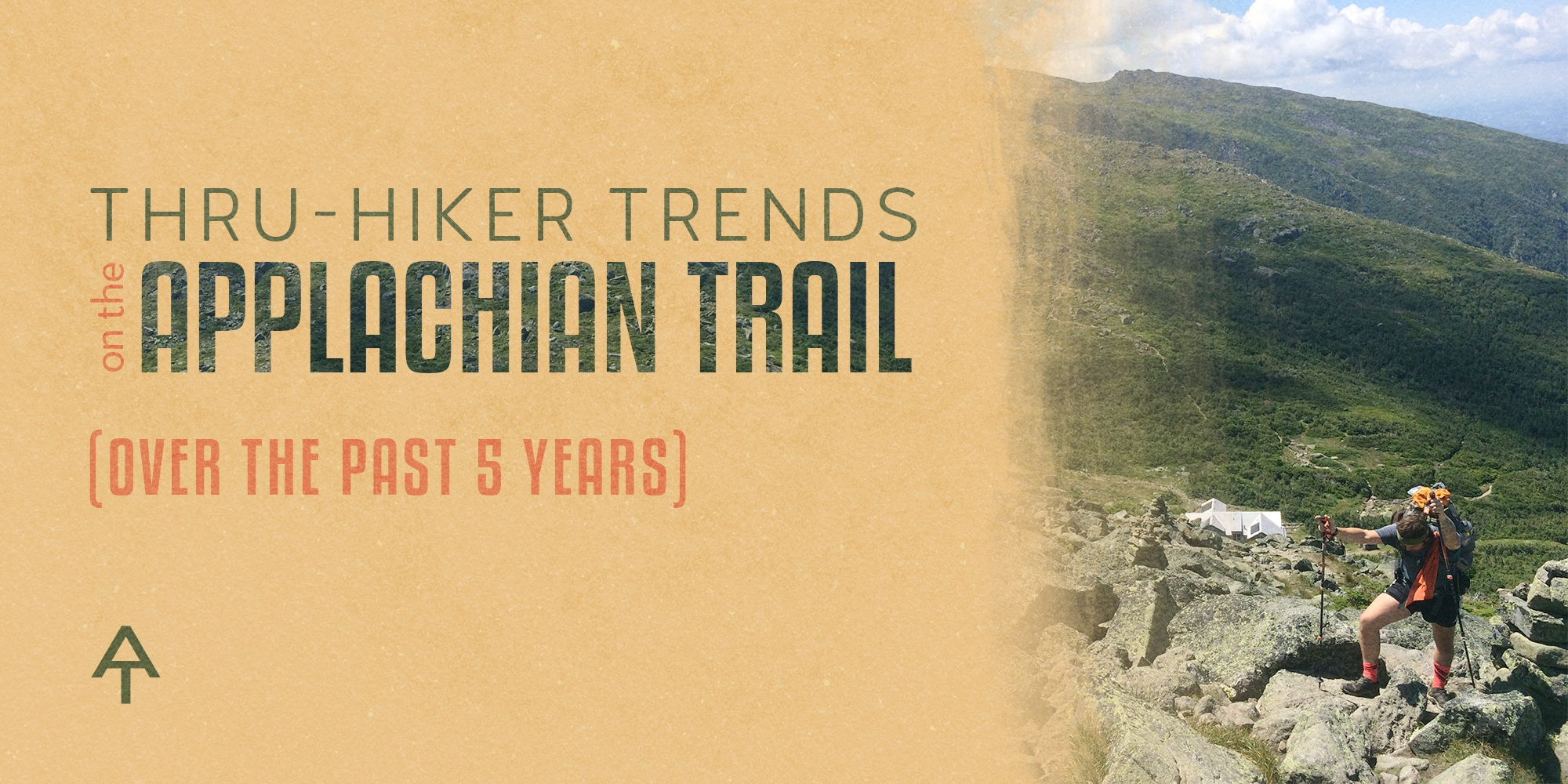 Appalachian Trail Thru-Hiker Trends: Examining Gear, Budget, and Resources Over the Past 5 Years - The Trek