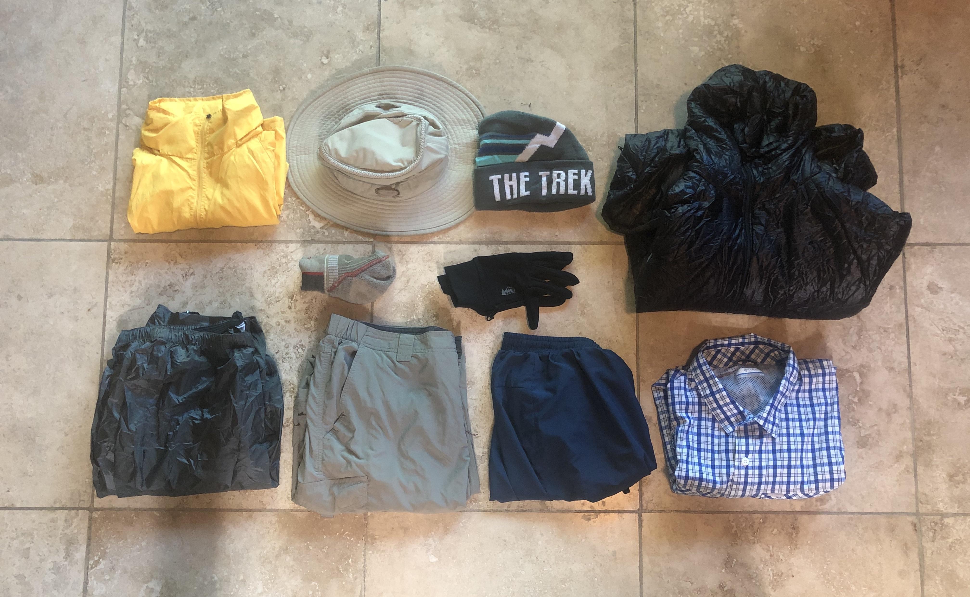 Clothing gear