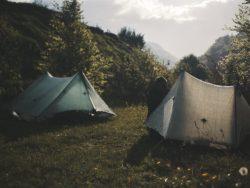 hiking in north macedonia - zpacks