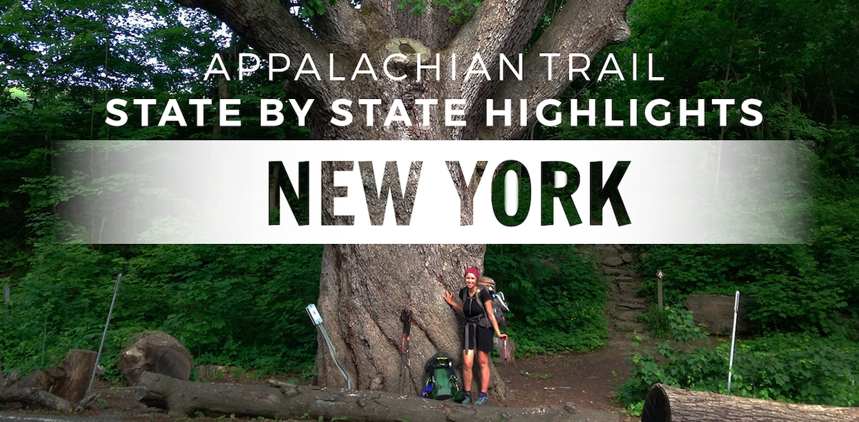 Appalachian Trail State Profile: New York - The Trek