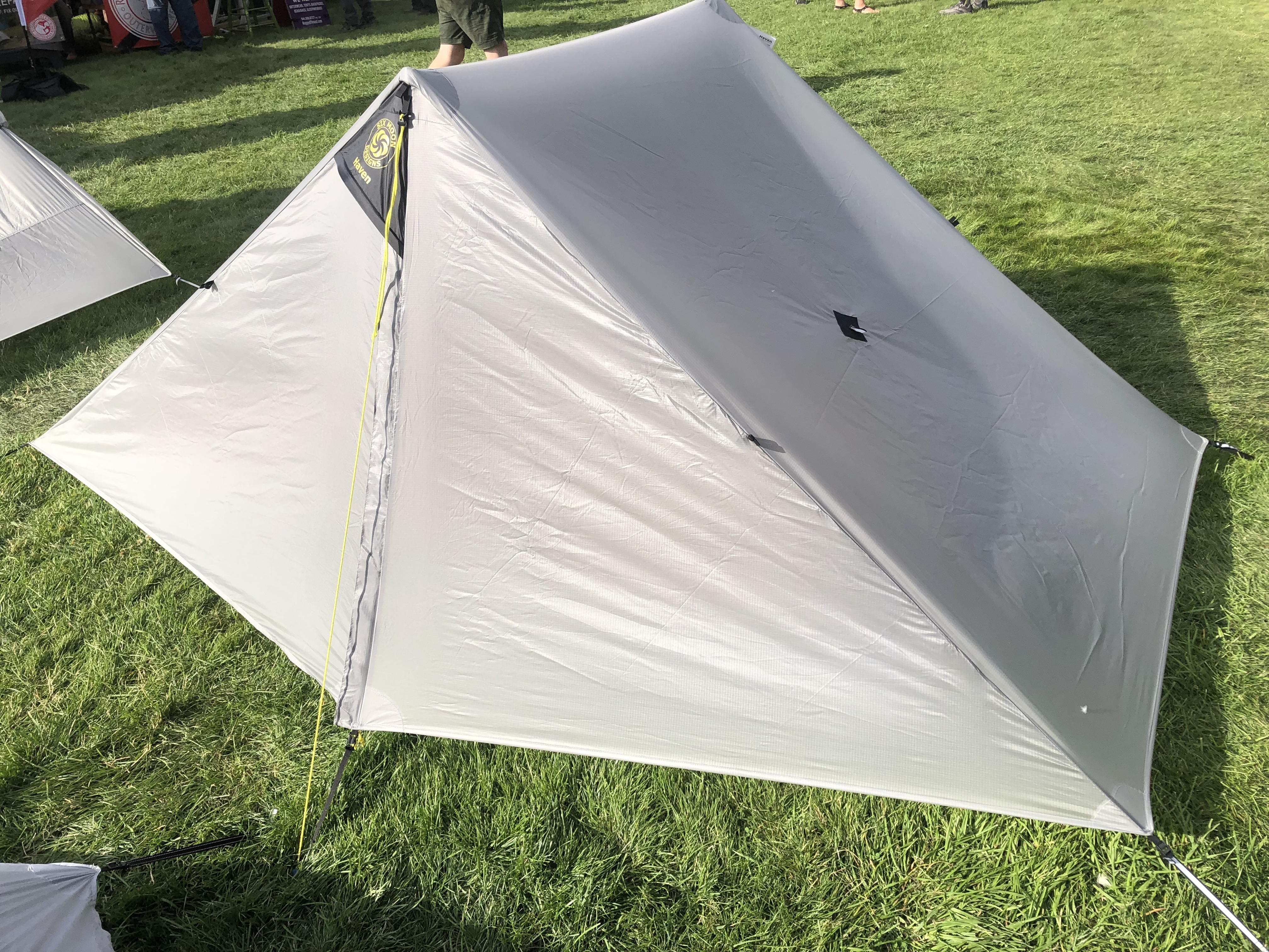 Gear Review Six Moon Designs Haven Nettent And Tarp The