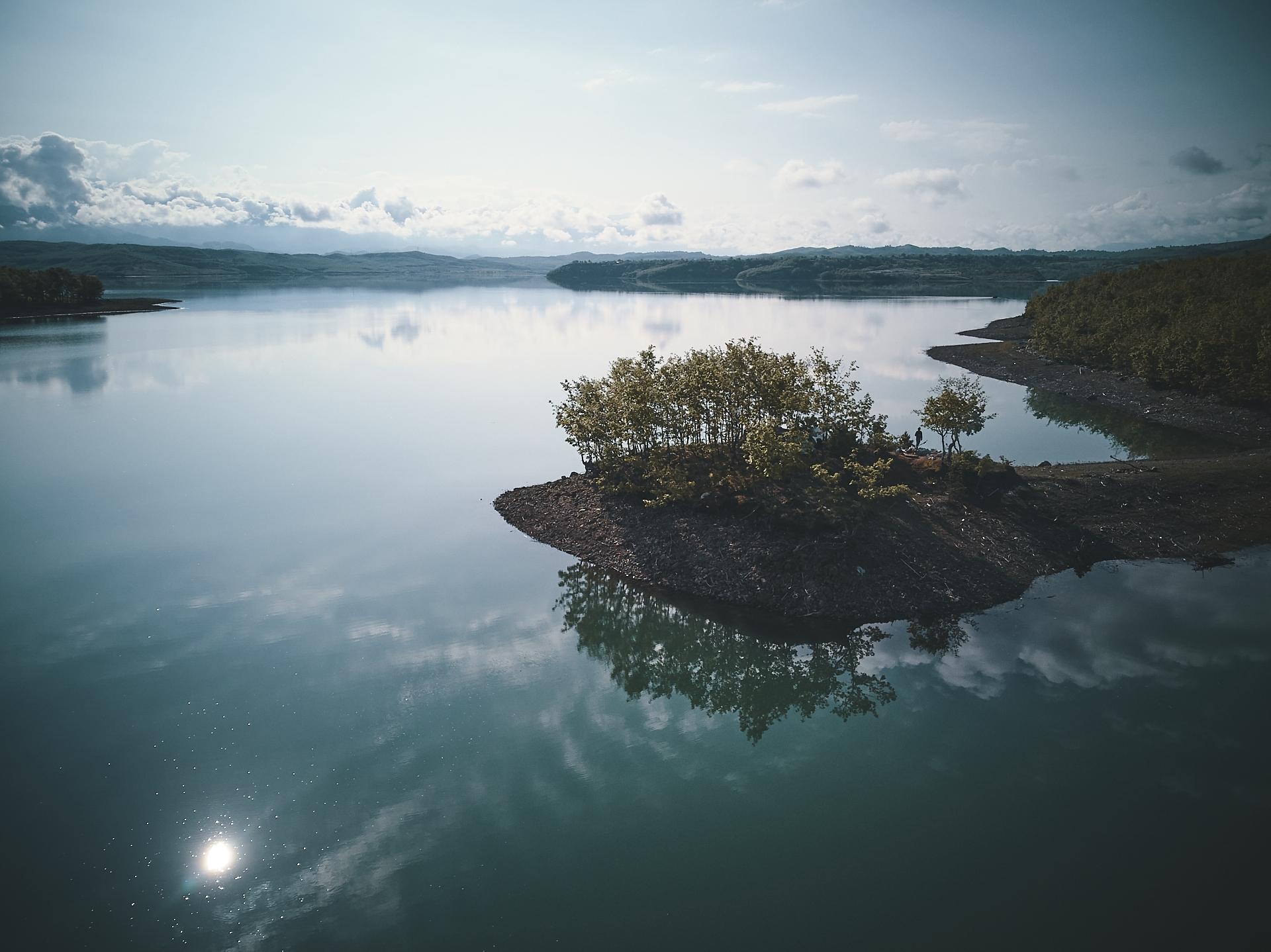 Albania - Lake Uzle