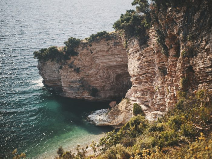 Albania - Ksamil - Secret beach