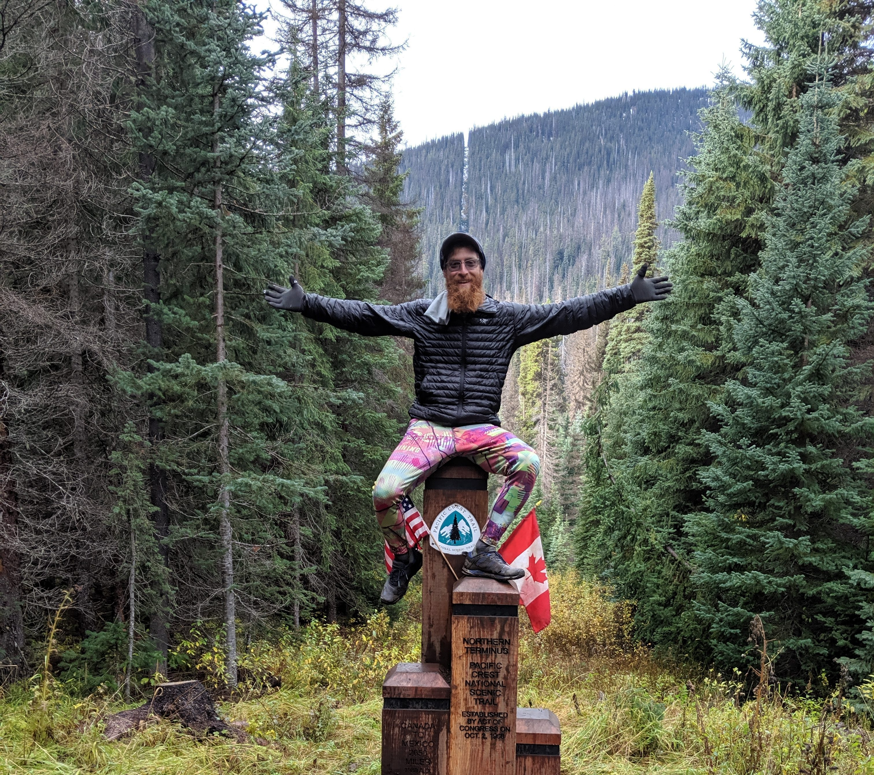 Congrats to These 2019 Pacific Crest Trail Thru-Hikers: October 3 - October 9 - The Trek