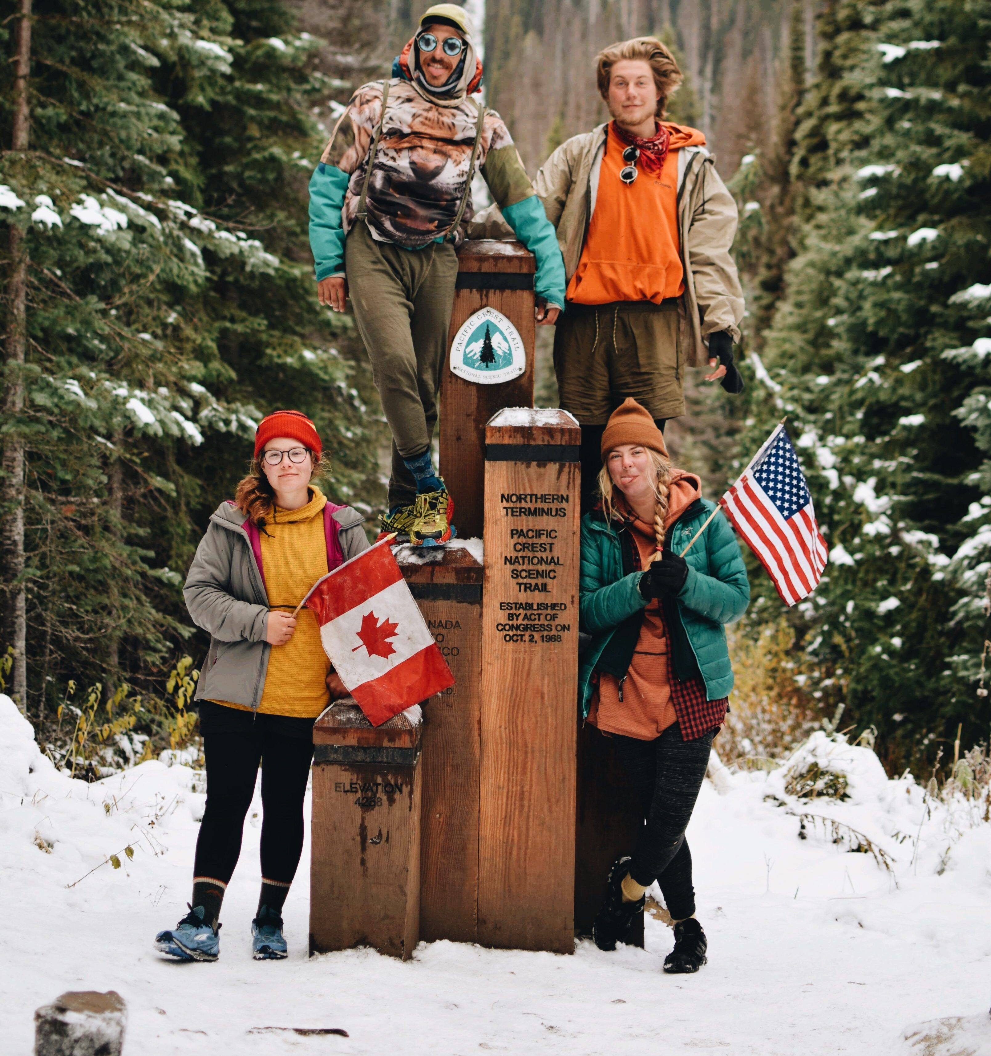 Congrats to These 2019 Pacific Crest Trail Thru-Hikers: October 17 - November 13 - The Trek