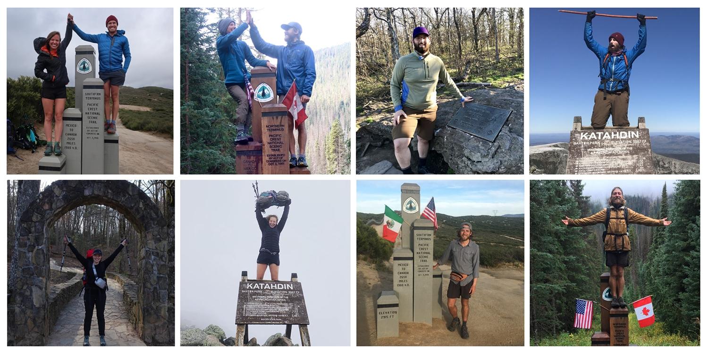 Incredible 2019 Thru-Hiker Transformations Part I - The Trek