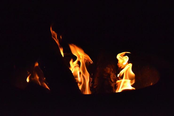 campfire leave no trace