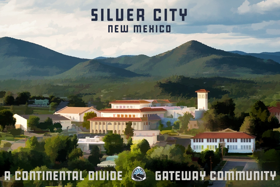 silver city continental divide trail
