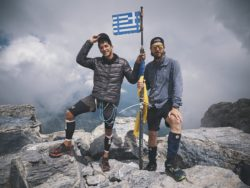 2PVA, Greece, Mount Olympus