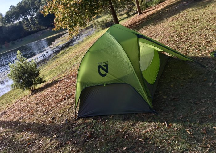 nemo dragonfly 2 tent review